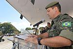 Solenidade em comemoração aos 56 anos da criação do 32⁰ Grupo de Artilharia de Campanha (GAC) do Exército Brasileiro – Grupo D.Pedro I (26364437711).jpg