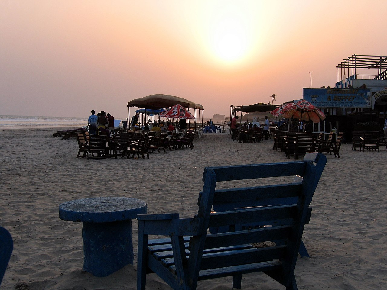 Labadi Pleasure Beach - Top Things to Do in Accra