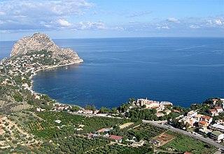 Santa Flavia Comune in Sicily, Italy