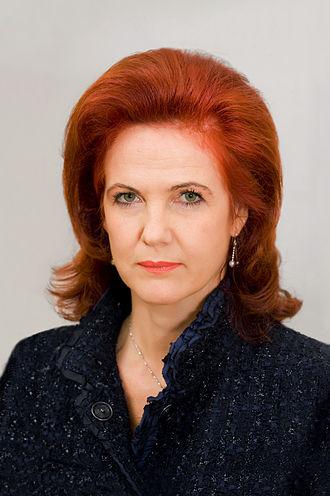 Solvita Āboltiņa - Image: Solvita Āboltiņa 2011