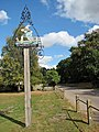 Somerleyton - village sign - geograph.org.uk - 1505670.jpg