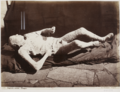 Sommer, Giorgio (1834-1914) - n. 1284 - Impronte umane (Pompei).png