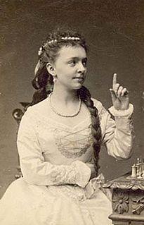 Sophie Keller Danish opera singer