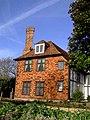 Southchurch Hall, rear - geograph.org.uk - 311333.jpg