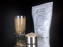soylent on a fasting diet