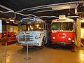 Spårvägsmuseet - Mälaröarnas omnibuss AB nr 12 and SS F3 A1583.JPG