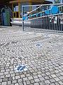 Spa and Wellness Centre, shoe prints, 2020 Sárvár.jpg