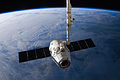 SpaceX Dragon C2+ just prior to Canadarm2 release (ISS031-E-079326).jpg