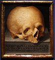 Spagna, vanitas (teschio), 1550 ca.jpg