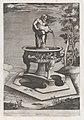 Speculum Romanae Magnificentiae- A Fountain and Basin MET DP870229.jpg