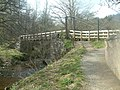 Speyside Way footbridge at Aberlour - geograph.org.uk - 1237023.jpg