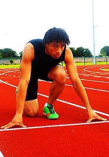 British athlete