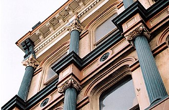 Downtown St. Catharines - Architecture on Ontario St.