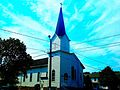 St. James Evangelical Lutheran Church Prairie Du Sac, WI - panoramio.jpg