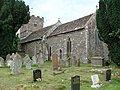 St. Peter's church, Llanwenarth - geograph.org.uk - 1418750.jpg