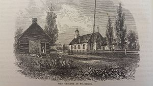 St. Regis Mohawk Reservation - Image: St. Regis