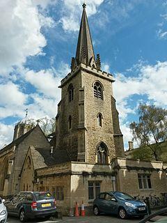St Aldates Church Church in Oxford, United Kingdom