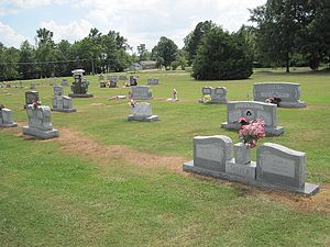 St. Anthony's Cemetery (Weiner, Arkansas)