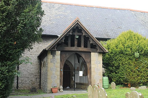 St Briget's Church - Eglwys y Santes Ffraid, Dyserth, Sir Ddinbych, Denbighshire, Wales 19