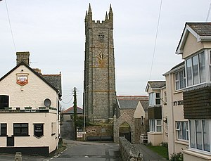 St Columb Minor Church Tower - geograph.org.uk - 127957.jpg