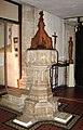St Edmund's church in Downham Market - baptismal font - geograph.org.uk - 1876574.jpg