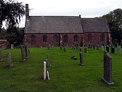 St James' Church, Hayton - geograph.org.uk - 51829.jpg