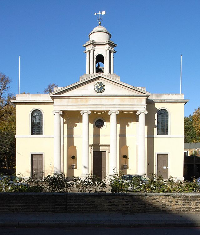 St John's Wood Church