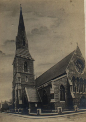 Anglican churches in Leicester
