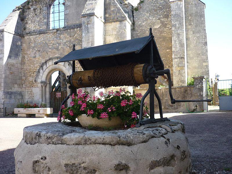St Laurent l'abbaye