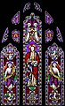 St Martin, Sandford St Martin, Oxon - Window - geograph.org.uk - 1622712.jpg