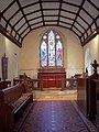 St Mary's Church, Winterborne Zelston - Stained Glass Window - geograph.org.uk - 457432.jpg