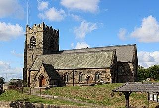 Bidston Suburb of Birkenhead, Wirral, England