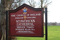 St Patricks (COI) Cathedral, Armagh (17), November 2009.JPG