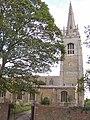 St Peter's, Yaxley - geograph.org.uk - 246745.jpg