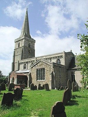 Ottringham - St Wilfrid's Church, Ottringham