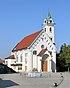 Staatz parish church