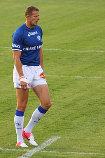 Romain Martial French rugby union player