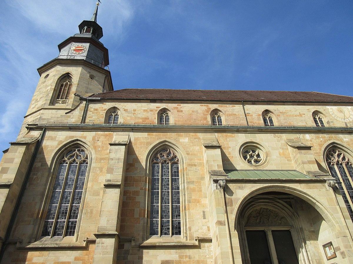 Stadtkirche (Vaihingen an der Enz) - Wikipedia