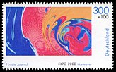 Stamp Germany 2000 MiNr2122 Jugend Melange.jpg