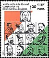 Stamp of India - 1985 - Colnect 527023 - Indian National Congress.jpeg