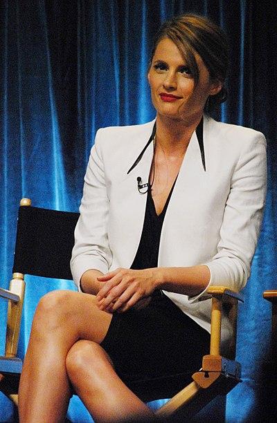 Stana Katic, Canadian actress