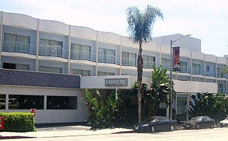 Standard Hotels - The Standard on Sunset Boulevard