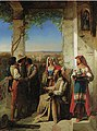 Stanislas Henry-Benoit Darondeau's oil on canvas painting 'The Return of the Prodigal Son', 1840.jpg