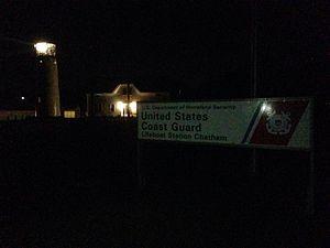 Coast Guard Station Chatham - Station