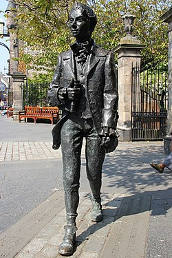 Statue of Robert Fergusson.JPG