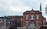 SteGenevieve Missouri Courthouse-20150101-015-pano