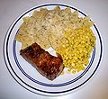 Steak and farfalle by Matthew Bisanz.JPG