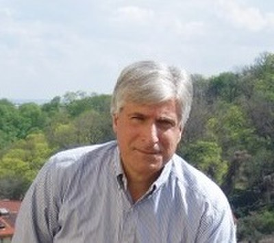 Picture of an author: Steve Berry
