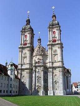 StiftskircheSt.Gallen