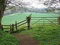 Stile and gate near Long Steeple Lane - geograph.org.uk - 1281165.jpg